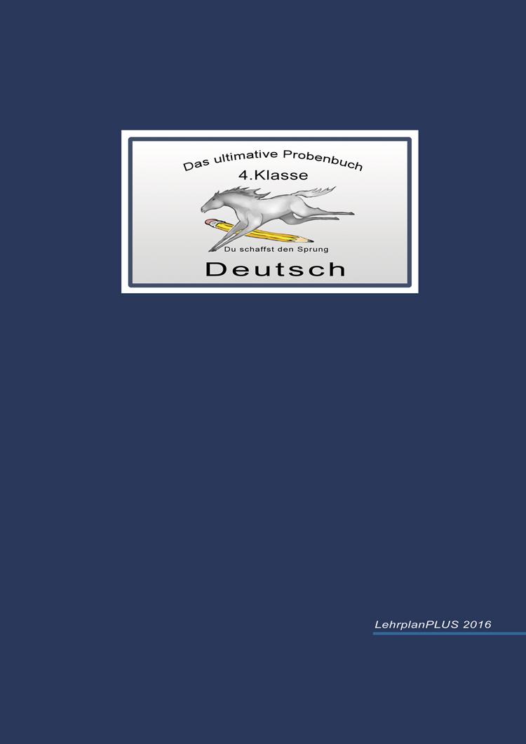 Deutsch 4. Klasse - MaMis-Verlag